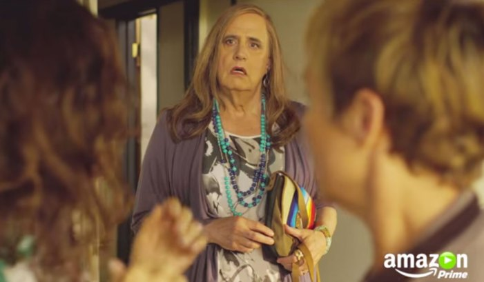 AMAZON'S 'TRANSPARENT' IS ONE FOR THE AGES