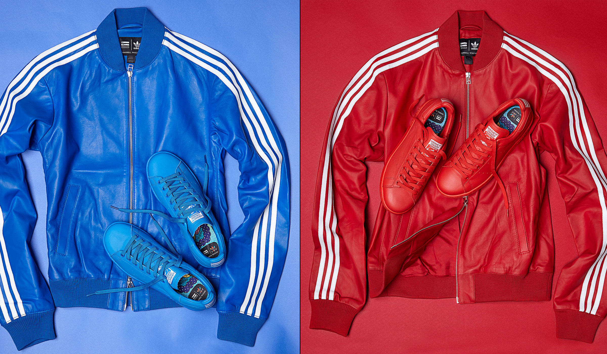 ADIDAS CONSORTIUM X PHARRELL WILLIAMS