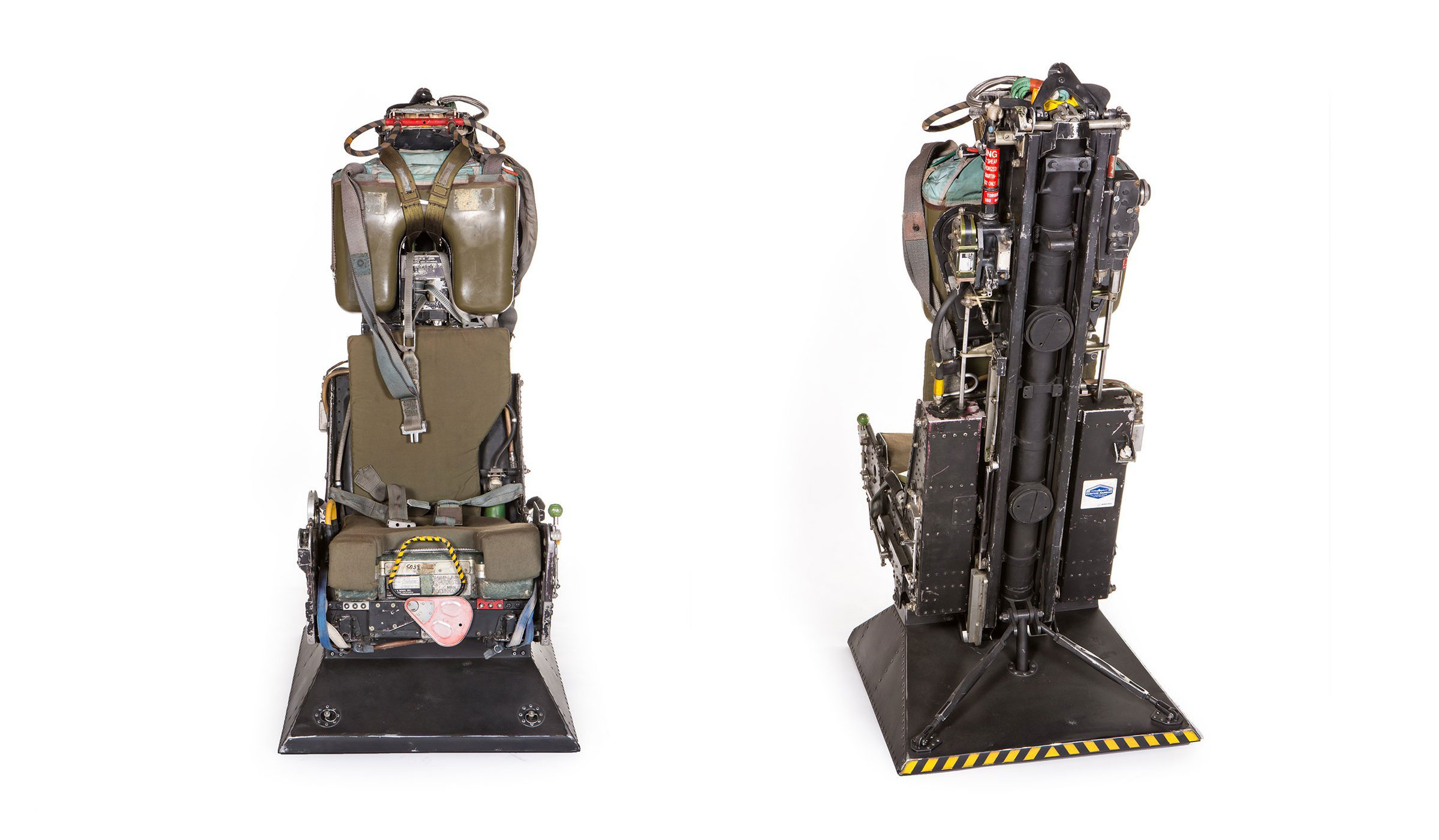 BOEING F4 PHANTOM II EJECTION SEAT