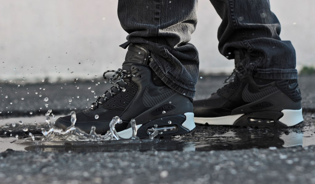 NIKE AIR MAX 90 WINTERIZED SNEAKERBOOT