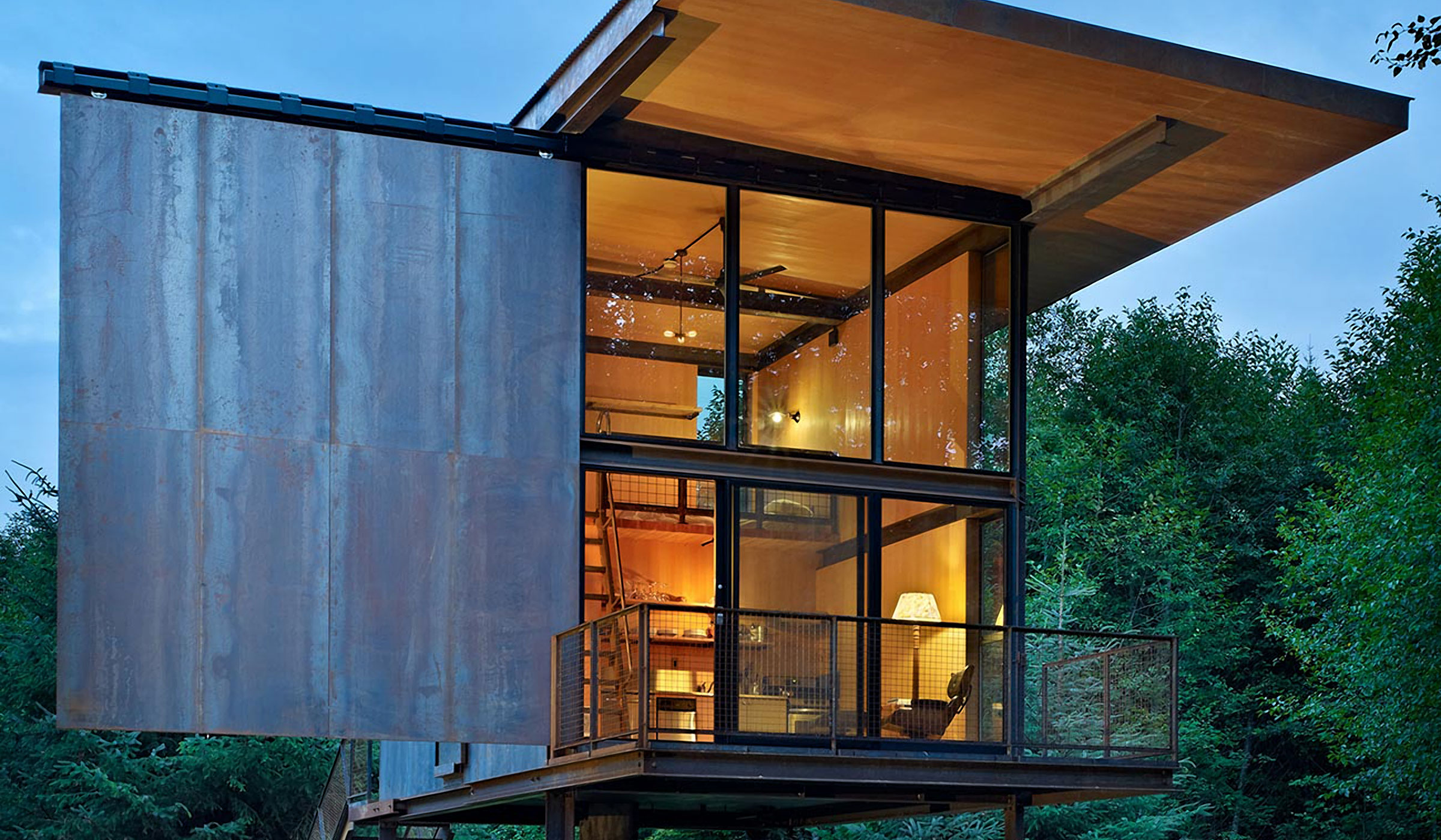 THE SOL DUC CABIN