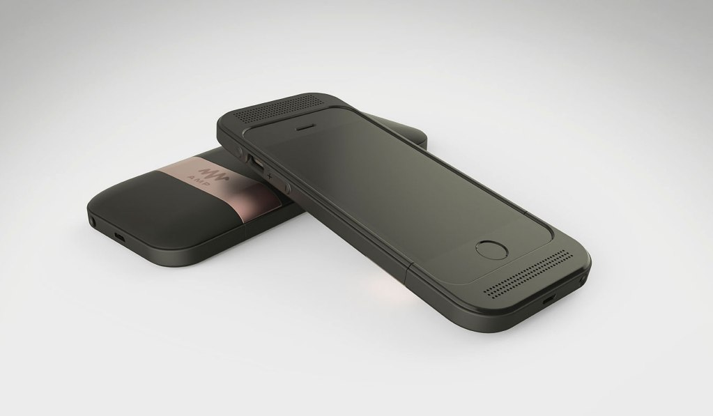 Amp Iphone Speaker Case