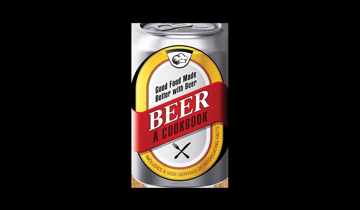 The Beer Cookbook | #mutedbooks