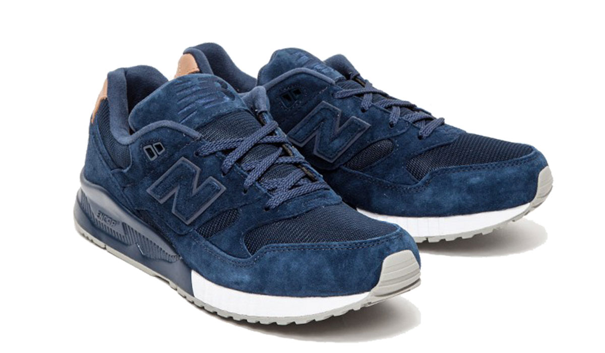 NEW BALANCE 530 – NAVY SUEDE