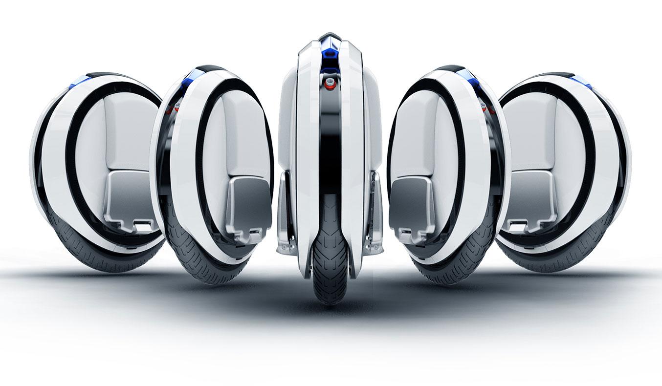 Ninebot One One Wheeled Scooter