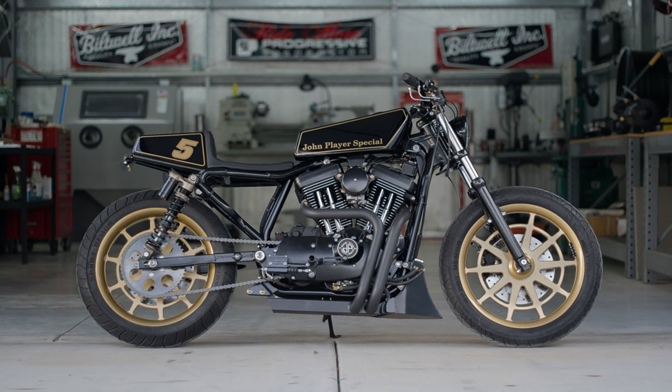 JOHN PLAYER SPECIAL BY DP CUSTOMS