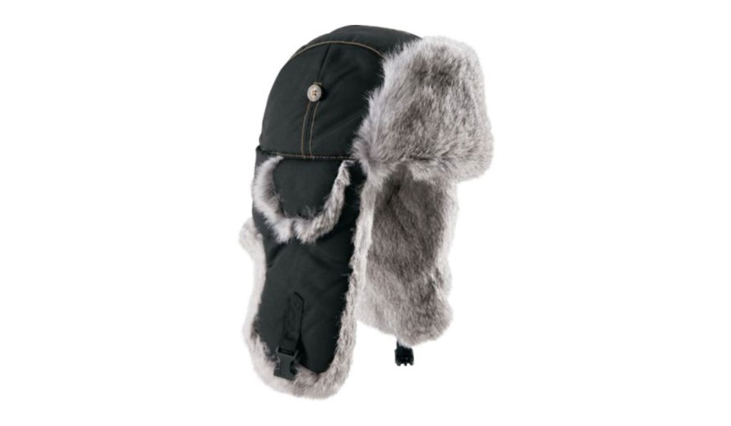 extreme cold weather gear - mad bomber hat
