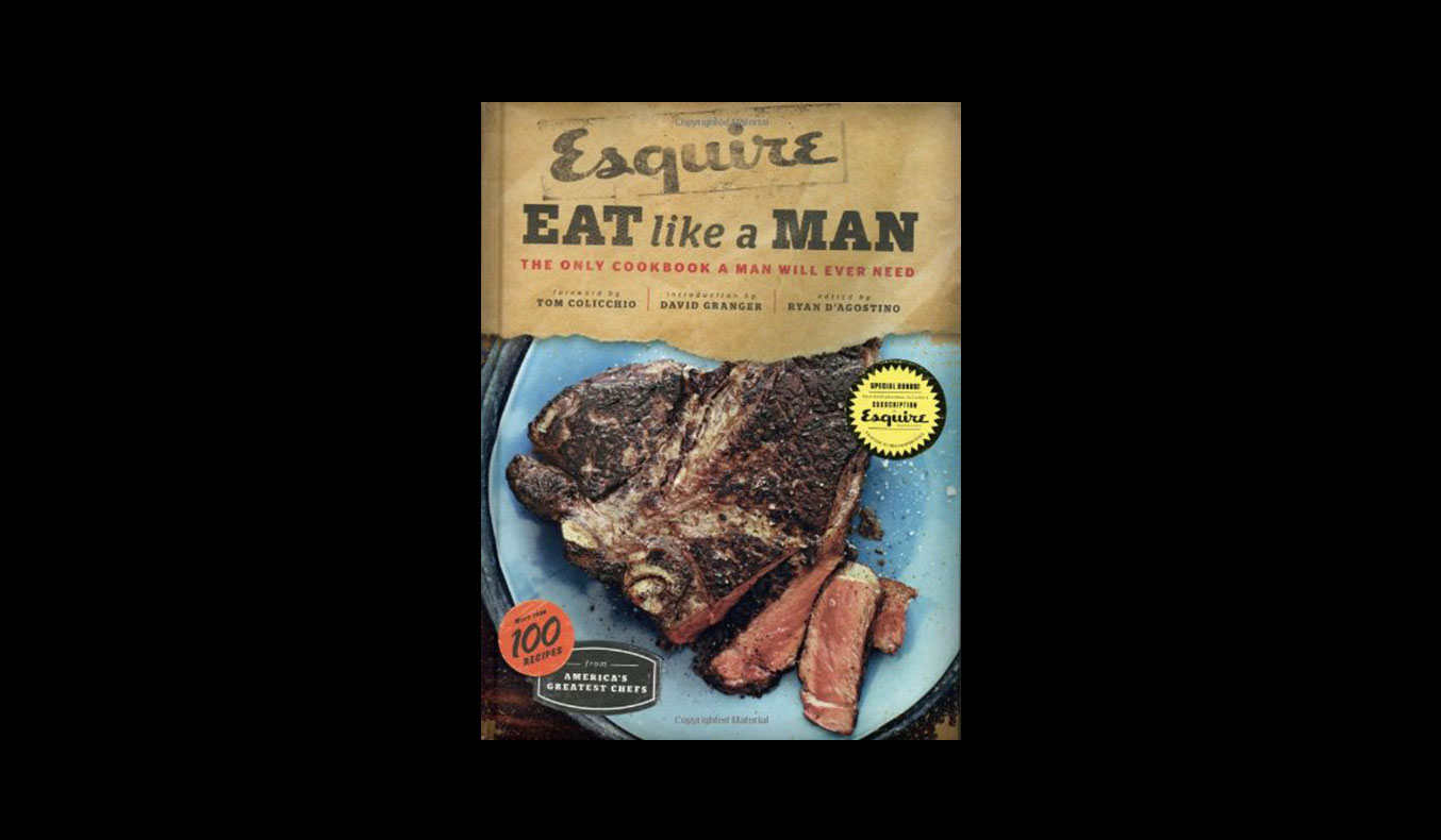 Eat Like A Man | #mutedbooks