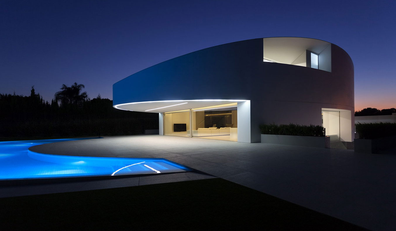 FRAN SILVESTRE ARQUITECTOS BALINT HOUSE