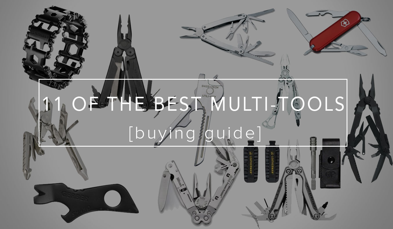 11 Of The Best Multi-Tools