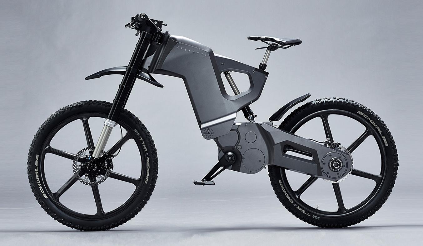 Trefecta Drt Electric Bike Muted