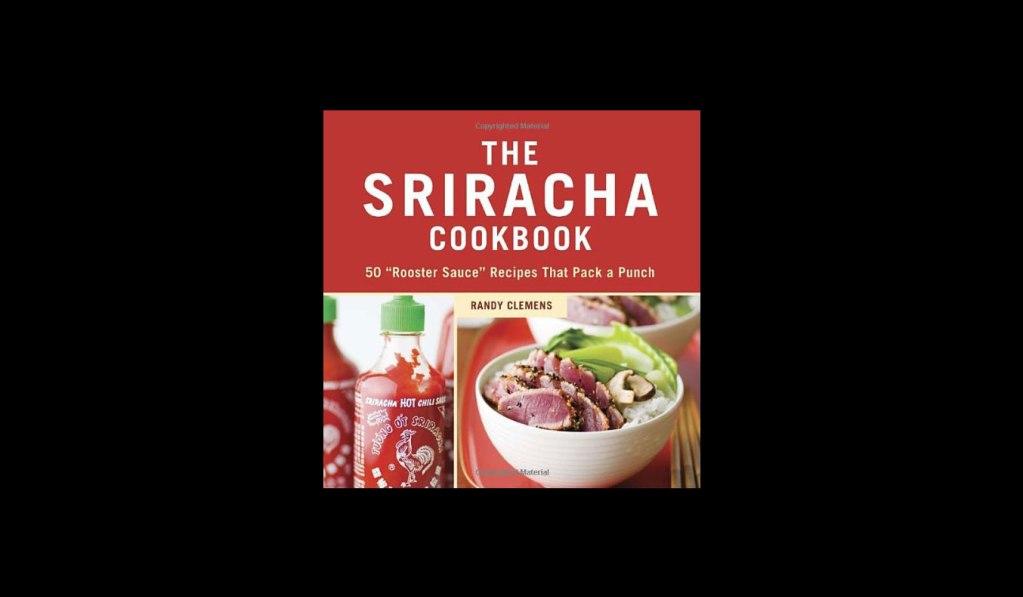 The Sriracha Cookboo | #mutedbooks