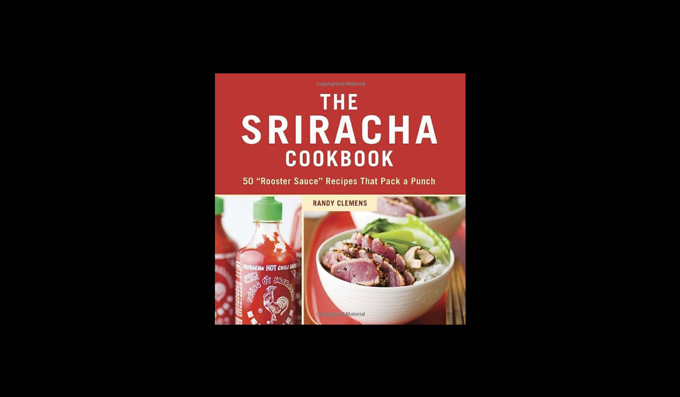 The Sriracha Cookboo | #mutedbooks