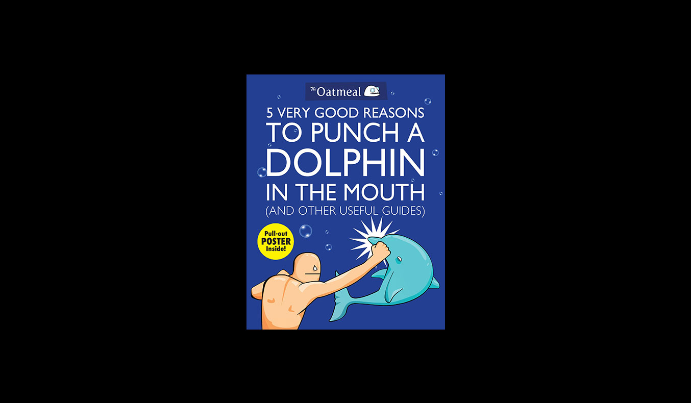 5 Good Reasons To Punch A Dolphin In The Mouth