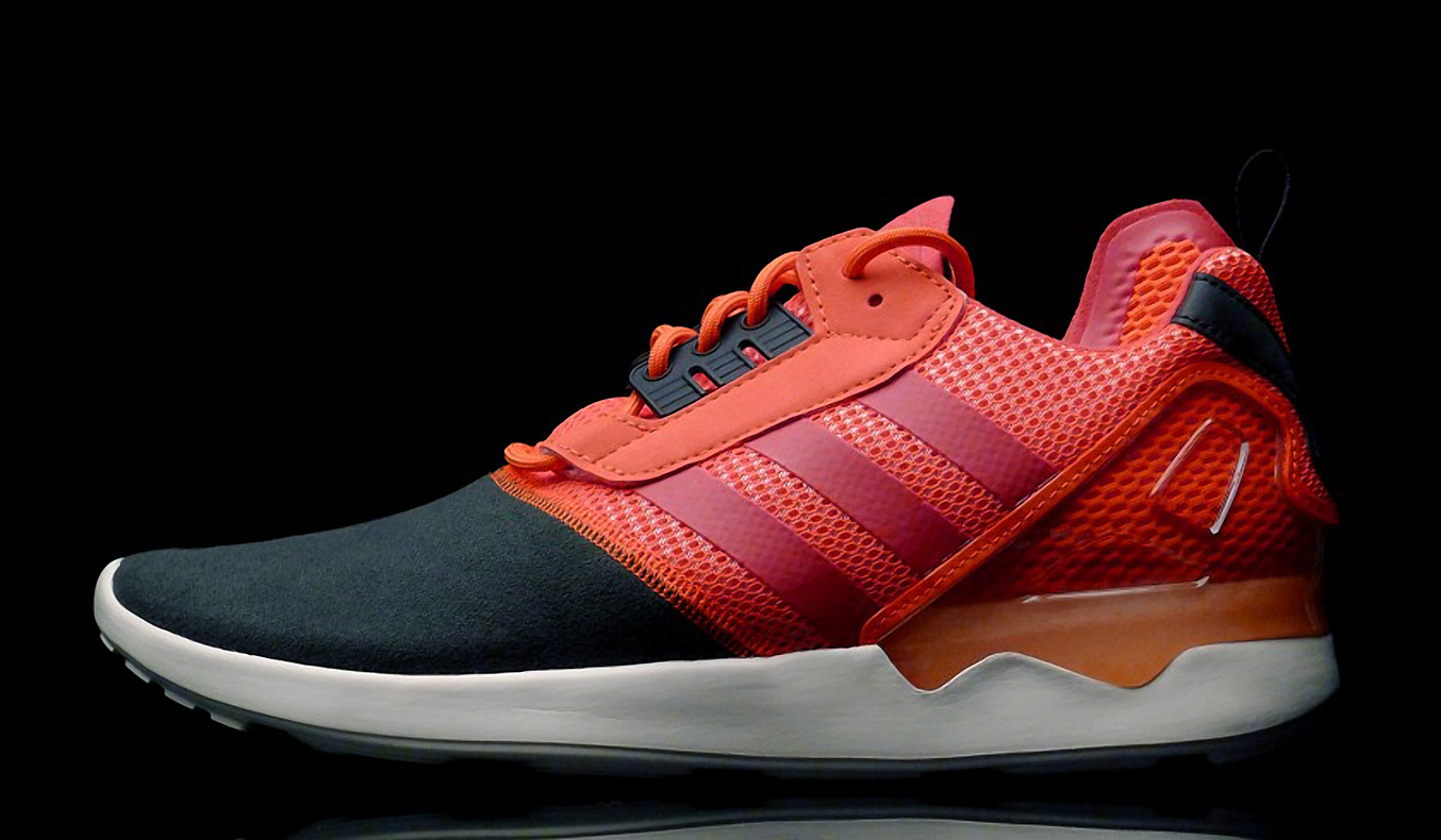 "ADIDAS ZX8000 BOOST ""SOLAR RED"""