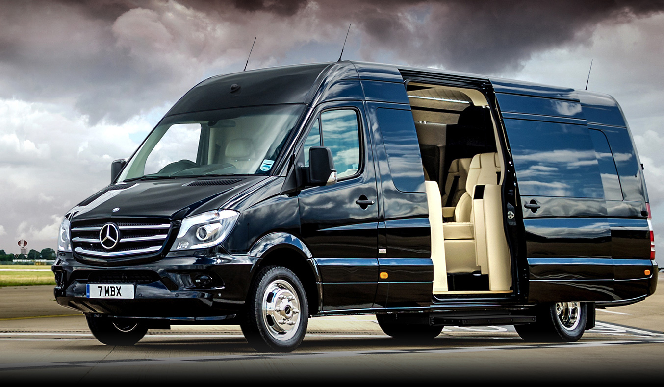 LUXURY MERCEDES SPRINTER X SENZATI