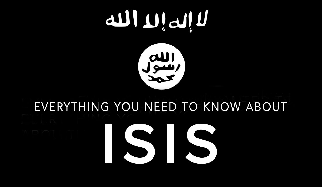 Everything You Need To Know About ISIS