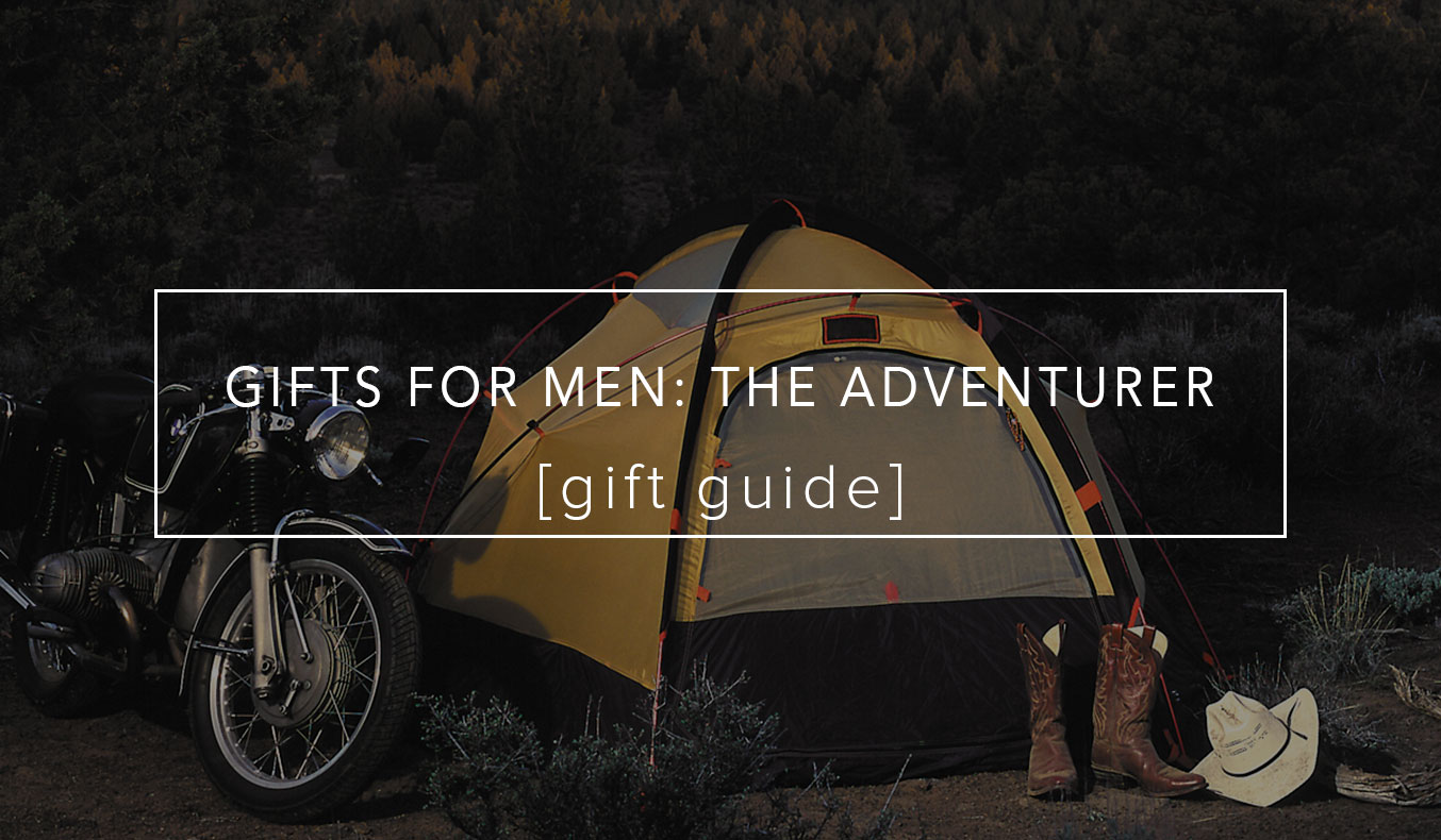 Gifts For Men | The Adventurer