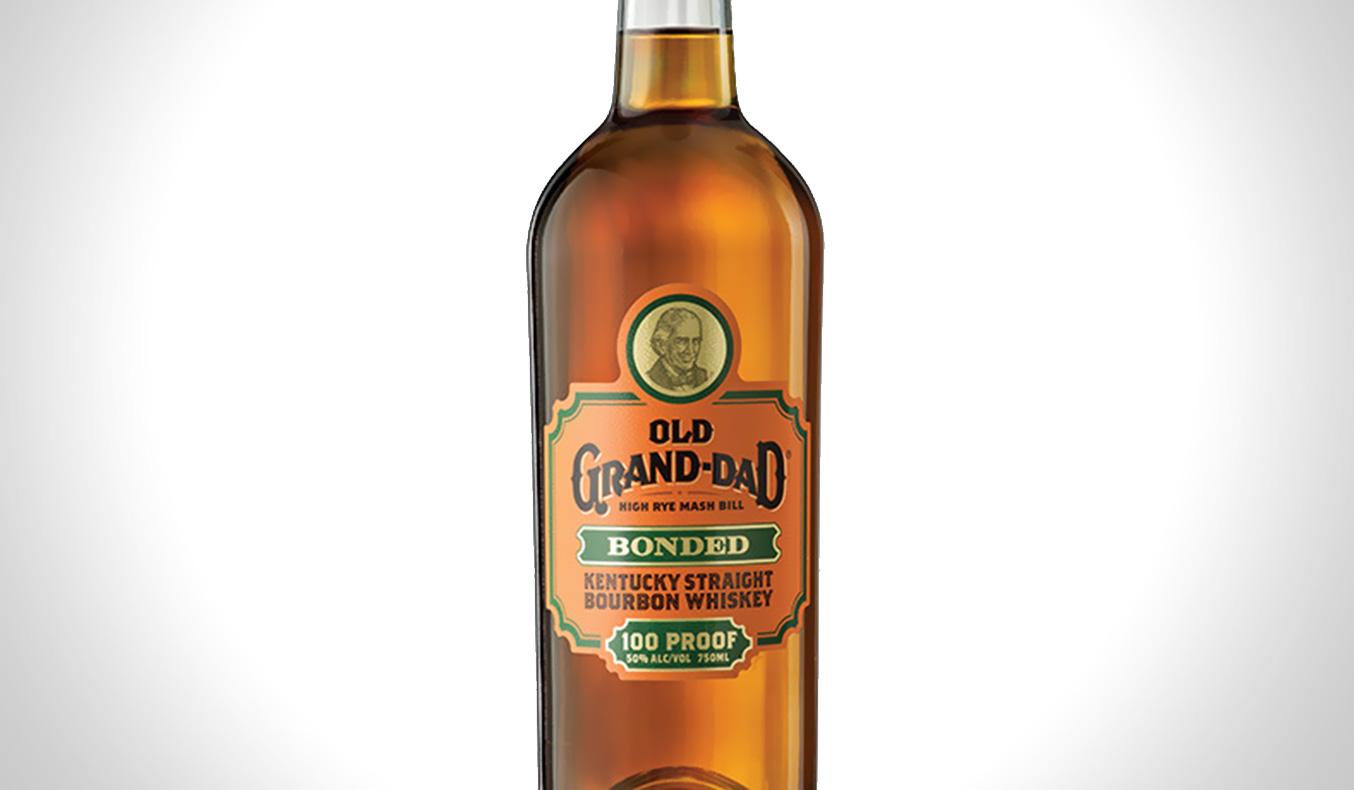 OLD GRAN-DAD BONDED WHISKEY