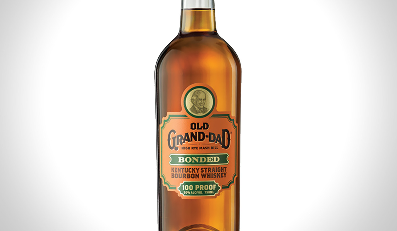 OLD GRAN-DAD BONDED WHISKEY