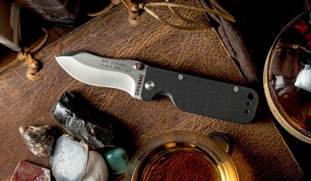 STRIKER FOLDING KNIFE