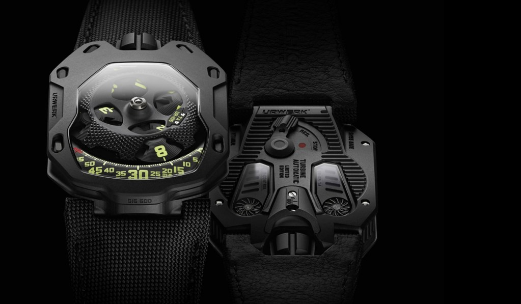 URWERK 105TA WATCH