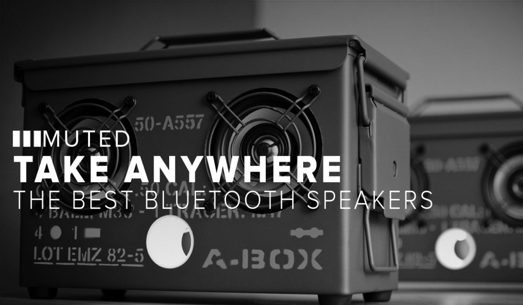 20 Of The Best Bluetooth Speakers
