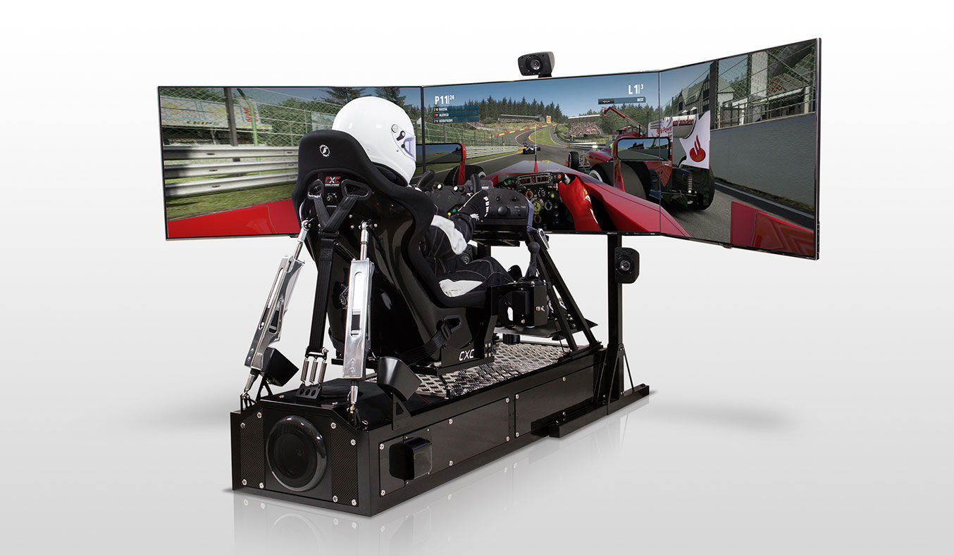 CXC MOTION PRO II RACING SIMULATOR