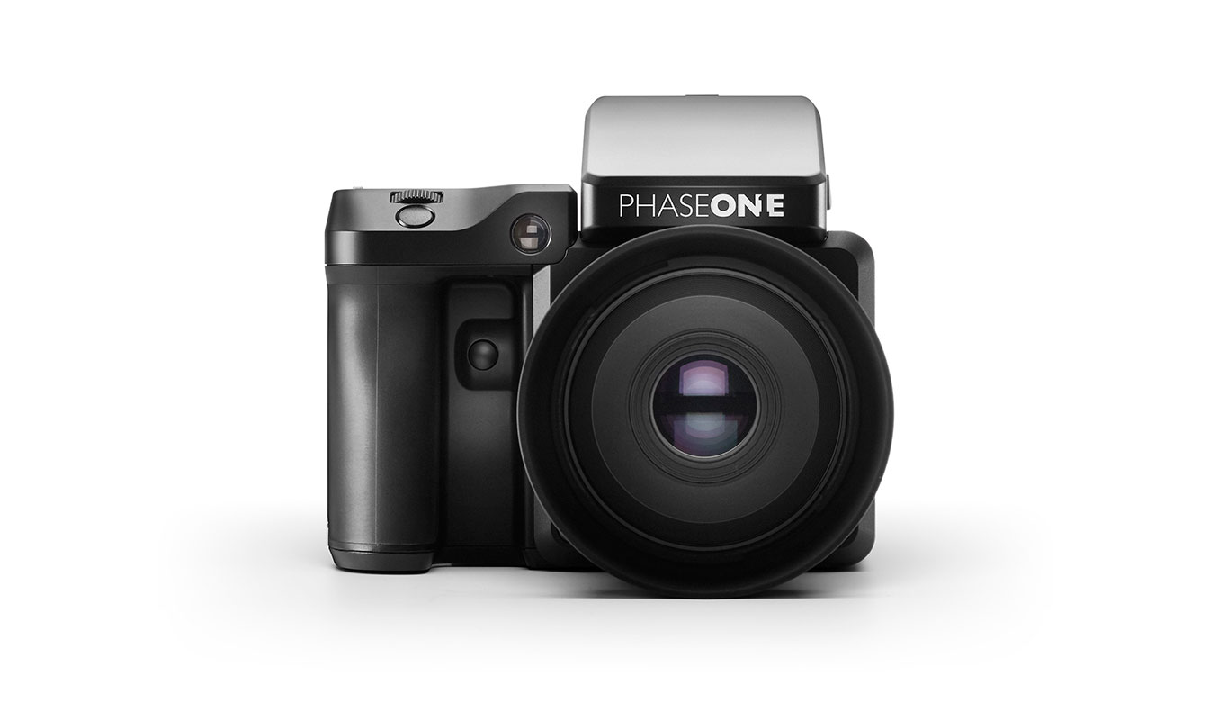 PHASE ONE XF MEDIUM-FORMAT CAMERA