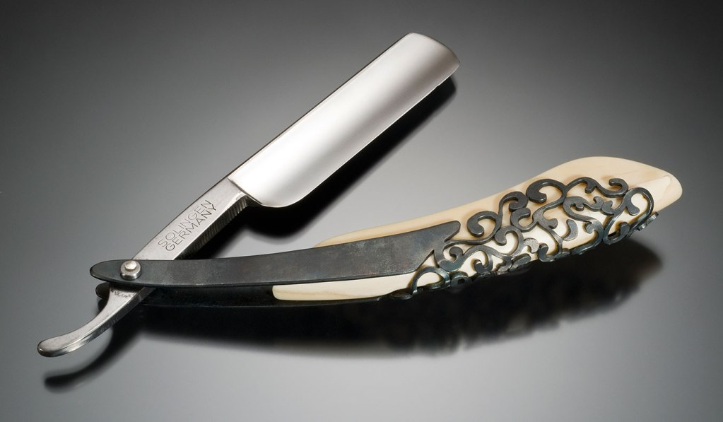 The best mens straight razor for shaving