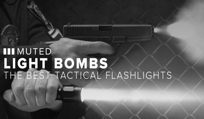 The Best Tactical Flashlights