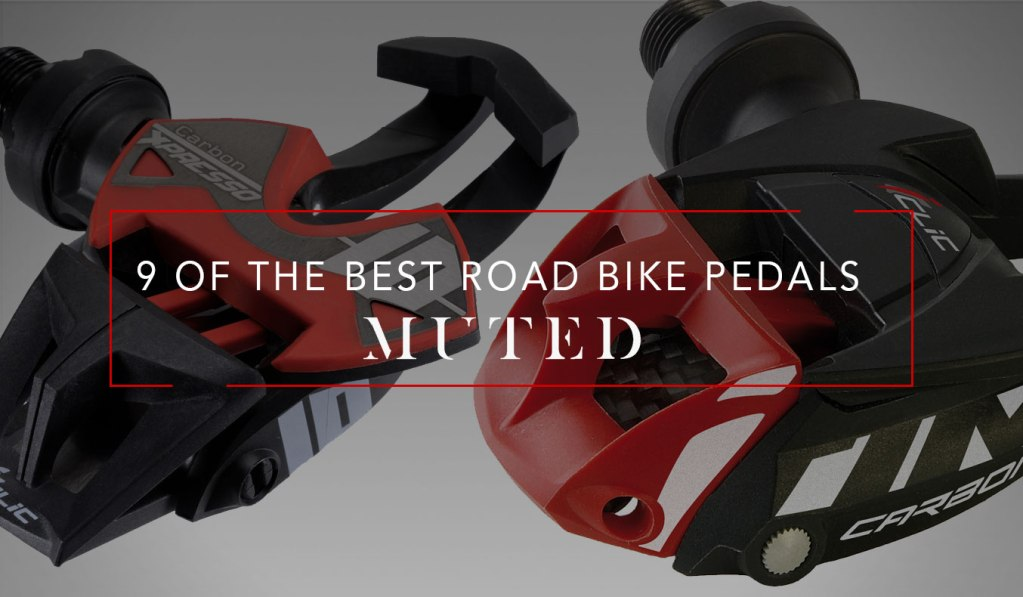 9 of the best road bike pedals