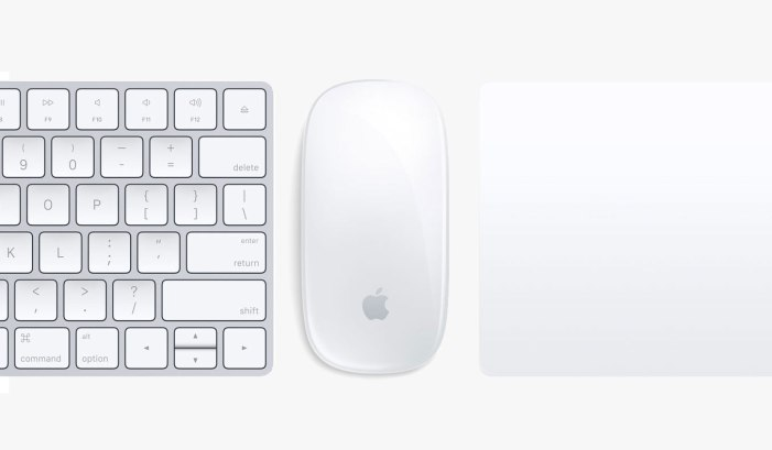 APPLE'S NEW MAGIC ACCESSORIES