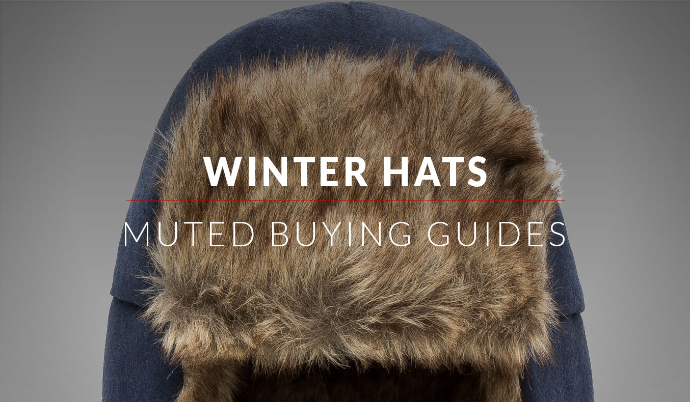10 Of The best Winter hats