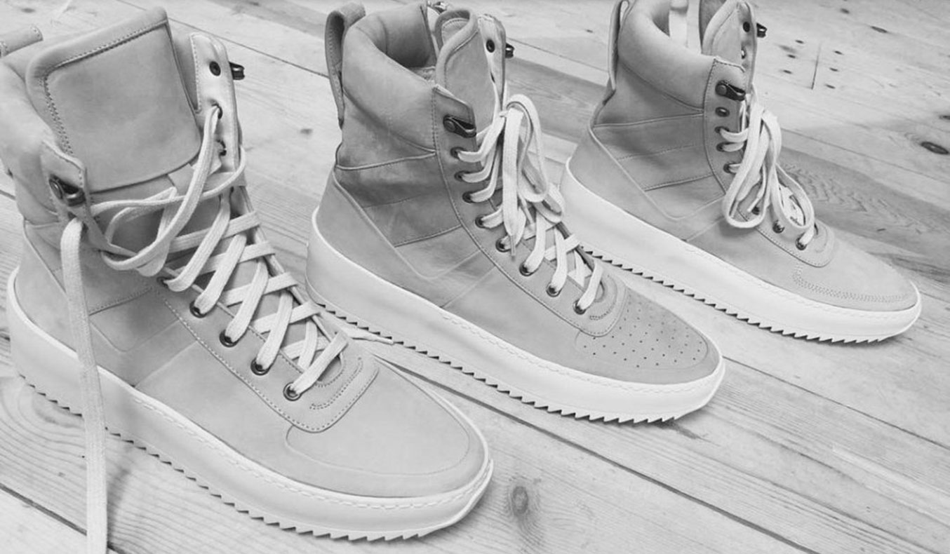 FEAR OF GOD SEASON 4 FOOTWEAR COLLECTION