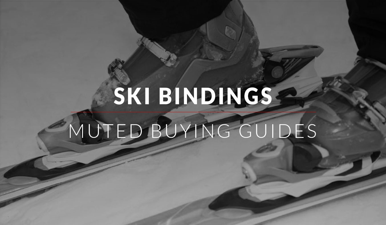 Best Ski Bindings Muted Buying Guides