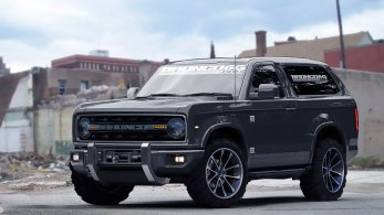 2020 FORD BRONCO CONCEPT BY BRONCO6G