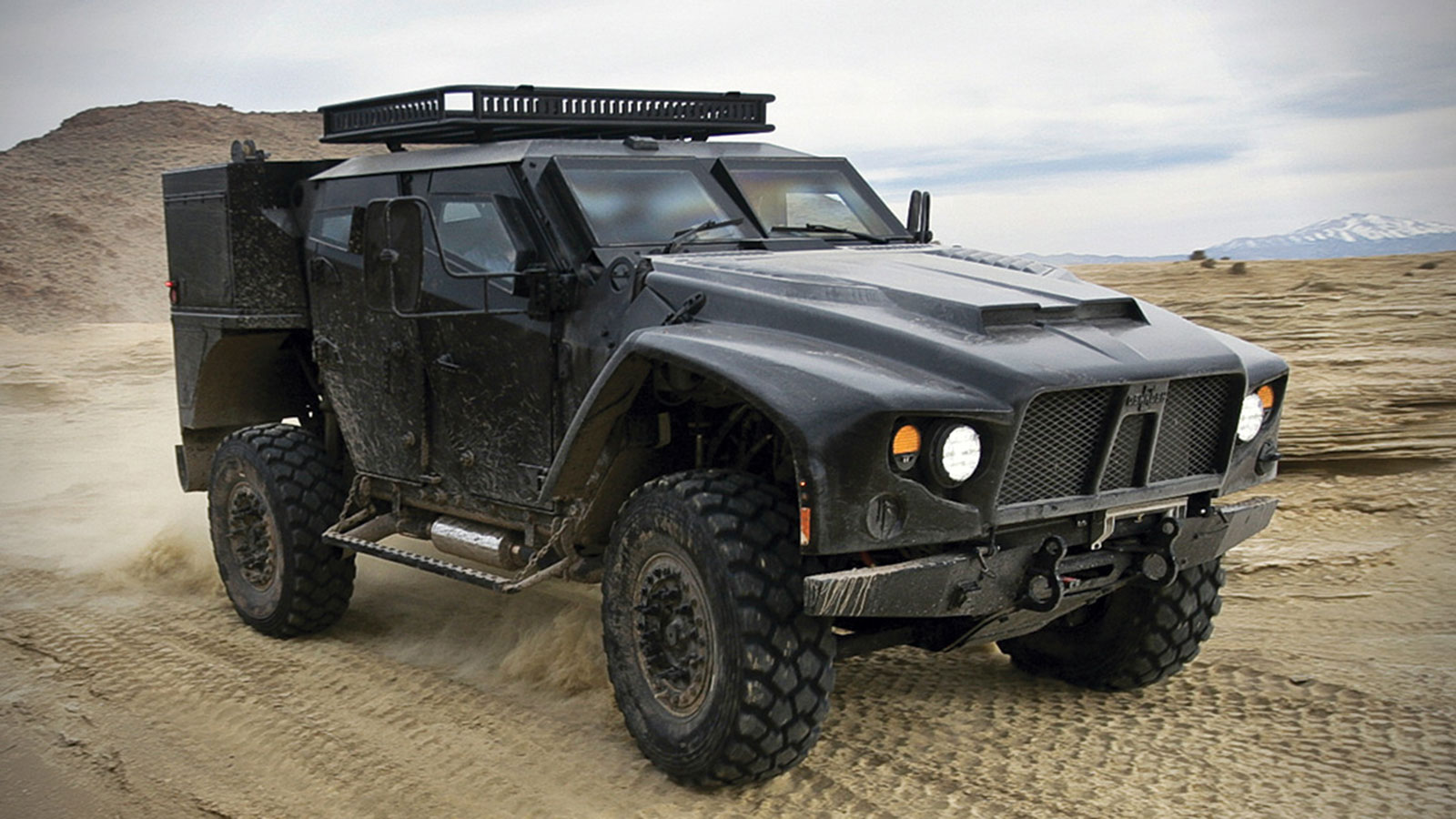 OSHKOSH DEFENSE LCTV MILITARY ATV