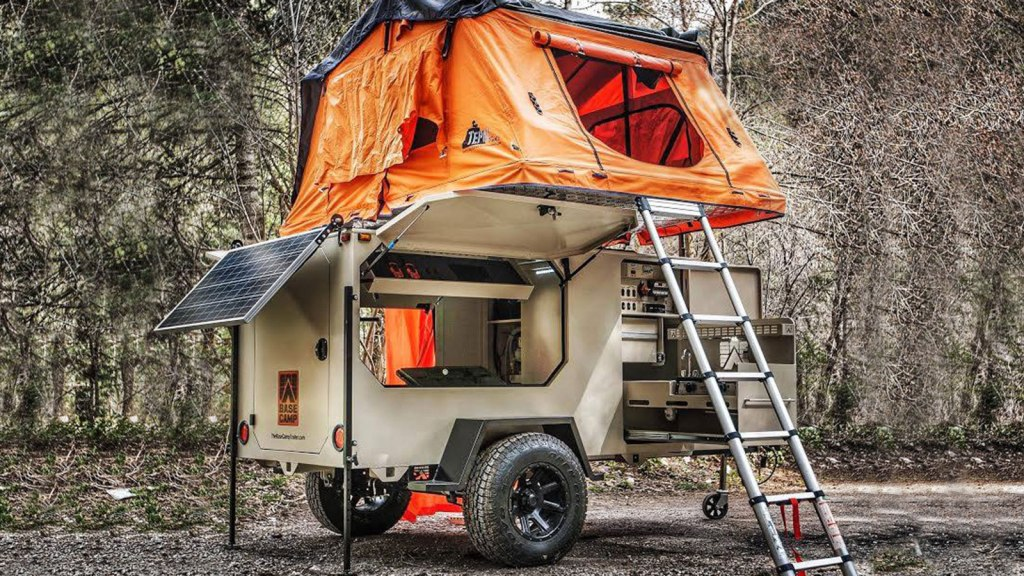 Base Camp Trailer