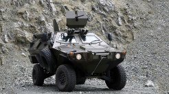 OTOKAR COBRA 4X4 ARMORED VEHICLE