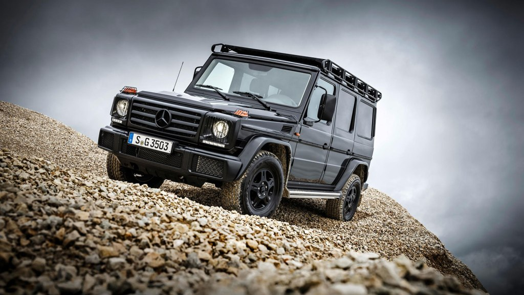 MERCEDES BENZ G350D PROFESSIONAL