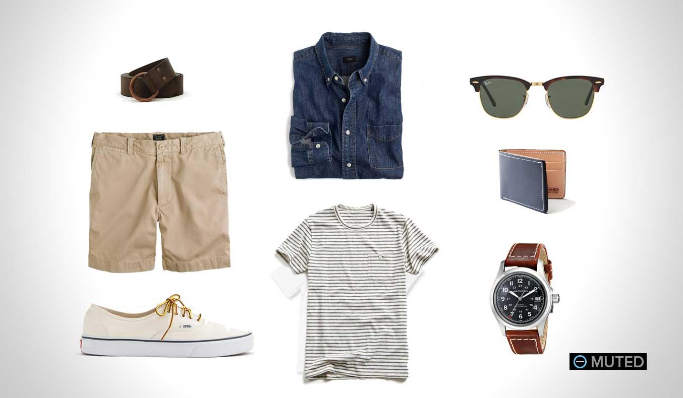 MENS OUTIFT IDEAS: SUMMER #6