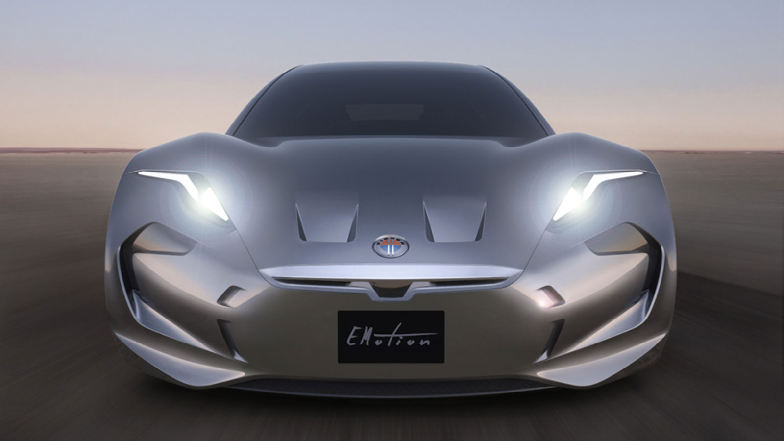 FISKER EMOTION ALL-ELECTRIC LUXURY SPORTS SEDAN