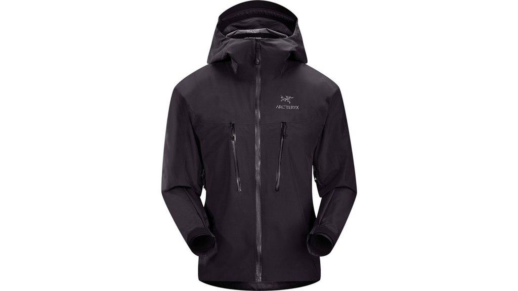 best mens ski jackets - arcteryx alpha