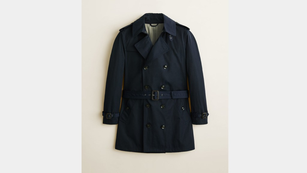 Mango Best Mens Trench Coat