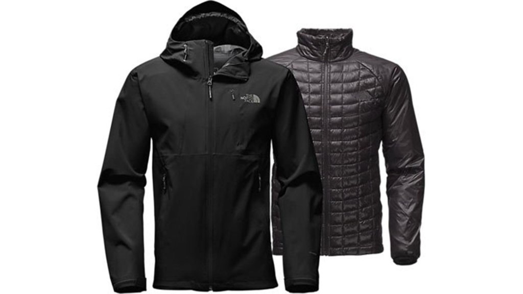 best mens ski jackets - the north face
