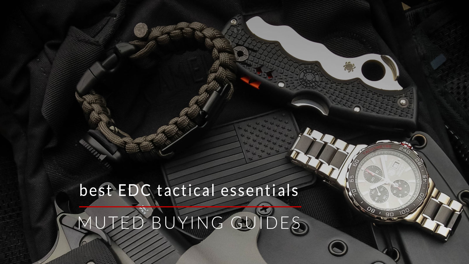 best EDC tactical essentials