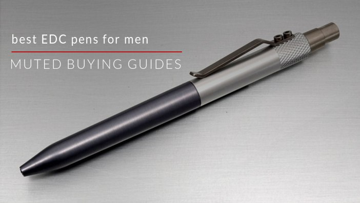 the best edc pens for men