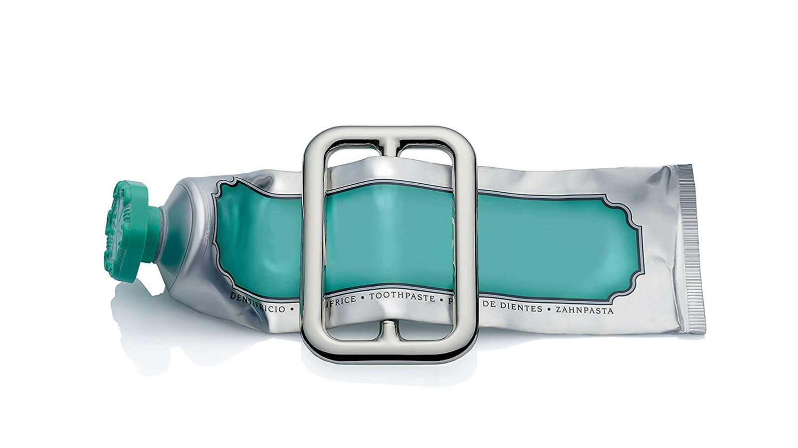 ALESSI TOOTHPASTE BUCKLE