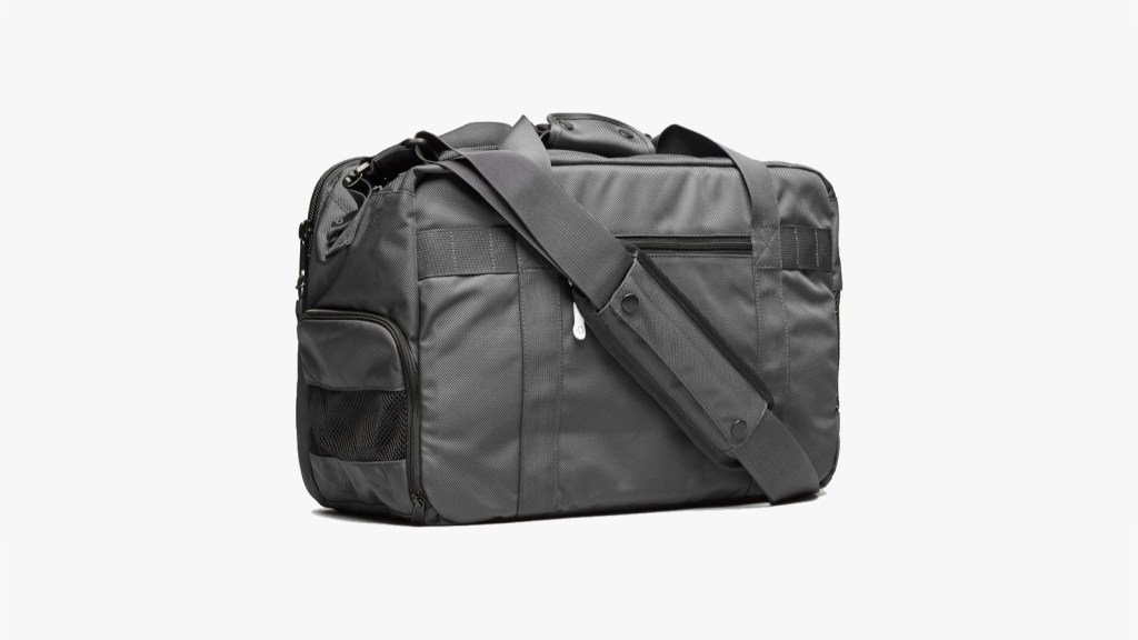 DSPTCH  Best Gym Bag For Men